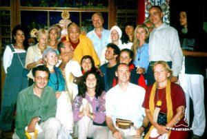 Udienza con S.S. il Dalai Lama