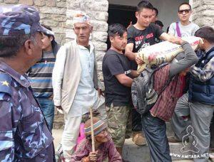 Nepal_Distribuzione_del_Riso