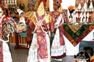 Danze rituali