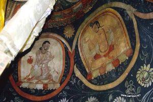 Luri Gompa, grotta dello Stupa