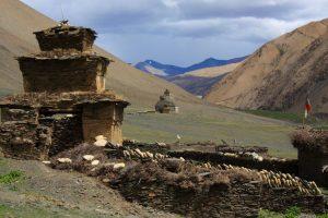 Alto Dolpo, valle di Tingkyu