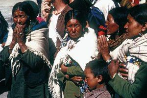 Insegnamenti, donne tibetane